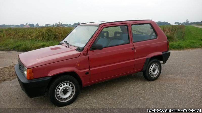 Delovi Fiat Panda 1 1 Kompletan Auto U Delovima