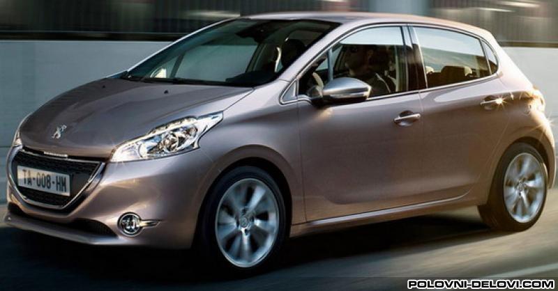 Peugeot 208 BENZ DISEL HDI E VTI Kompletan Auto U