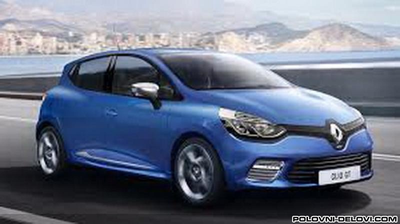 Renault  Clio 4 1.5dci 0.9 Tce 1.2 Styling